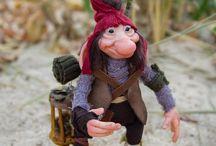 Criaturas del Bosque y Mitológicas / OOAK Dolls *The Artist Web ( GoblinsLab ) :https://goo.gl/0Cc6op /  Criaturas Míticas hechas a mano, por el artista plástico  Moisés Espino. The Goblin´s Lab. Madrid, España. Hadas, Duendes, Trolls, Brownies, Goblins, Fairies, Elfs, Trolls, Gnomes, Dwarf, Pixies....Quieres adoptar a una criatura? *GoblinsLab Facebook: https://goo.gl/S39lGQ  /  http://goblinslab.deviantart.com/