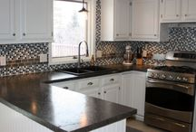 """Kitchen / by Terri """"Frugal After Fifty"""" Ness"""