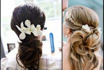 hairstyles / by Diana Hua-Tsai