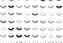 Makeup - Lashes