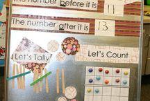 Preschool Number Practice