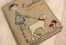 Embroidery / by Marilla O'Brien