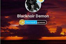 Blacknoir Demon