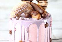 Торты и десерты без мастики.