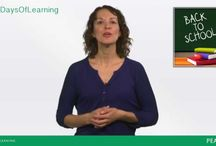#30DaysOfLearning Videos / Watch each video and play along for your chance to win a $10 giftcard.