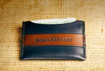 """Mens Leather Goods / Its about my brand """"Rocco Sauvage"""" which is vintage inspired Mens leather goods.  Mostly handmade in Southern California www.roccosauvage.com"""