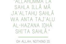 Islam - Duaa's