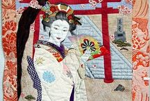 ASIAN/JAPANESE QUILTS