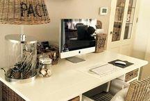 Riviera Maison♡ homeoffice♡ / Inspiratie