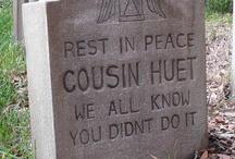 funny headstones