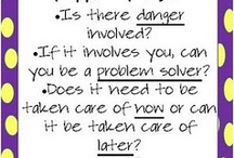 Teaching - Behavior Management / by Shelee Brim