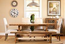 New dining room table ideas / by mandimadeit