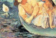 Mary Cassatt / American (1844-1926)