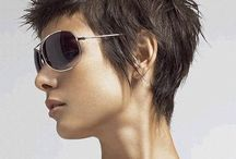 Hair style ideas  / by Jasmine Johnson