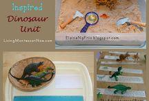 Preschool - dinosaurs