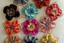 moños flor