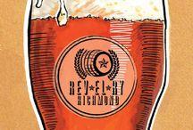 Revelry on Richmond / Rev·el·ry: revəlrē/1. lively and noisy festivities, esp. when these involve drinking a large amount of alcohol.