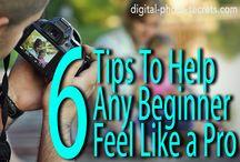 Photography tips beginner