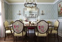 Inspiring Dining Rooms