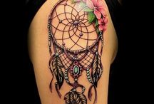 Droomvangers tatoeages