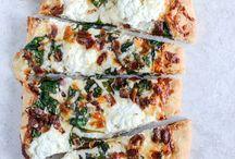 Pizzas | Flatbreads