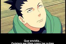 Naruto con Frases / Imágenes de Naruto y Naruto Shippuden con las frases más conocidas de los personajes.