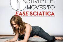 Exerciții sciatica
