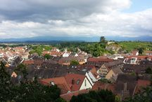 The heart of Europe / Da Breisach sul Reno a Strasburgo