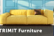 TRIMIT Furniture - Banners / Banners for TRIMIT Furniture - a business software solution for the furniture industry based on Microsoft Dynamics NAV