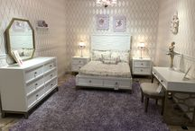 Girl's Bedroom Sets