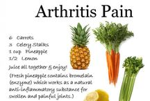 Natural Remedies for Arthritis Pain / Natural/home remedies to help ease arthritis pain.