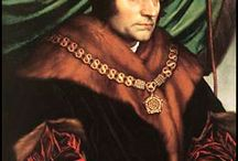 Sir Thomas More / by Lucas Pitcher