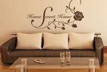 Home sweet home... / Ambientes e móveis para casa