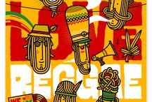 Reggae stuffs