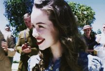 Vintage Ladies / Regina Spektor and Anna Popplewell are just two beautiful classic ladies. These faces are perfectly fit with classic style :)