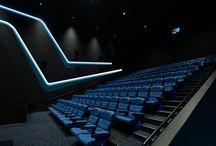 Аудитории и Кинотеатры