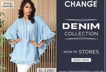 Denim Collection- Now in Stores.