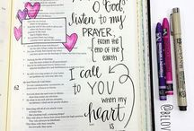 Bible Journaling