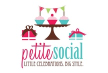Two lil' g's petite events / Little celebrations. Big style. / by Winston Triplett
