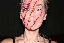 Halloween Creepy Makeup