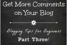 |Blogging|