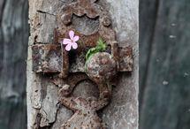 Door knobs and knockers / by Julie Steigerwalt