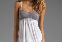 Sleepwear & lovely lingerie