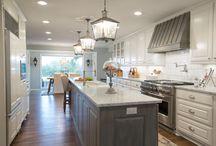 White kitchens rock