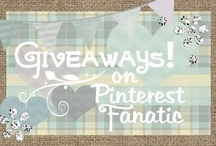 ::: Giveaways {Pinterest Fanatic}