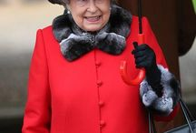 Queen ElisabethII