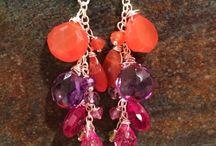 Gemstone Spring Jewelry / Kabyco spring styles