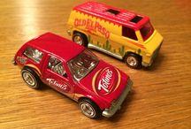 never grow up and love toy cars yeah! / by Darren Garratt