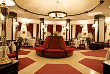 Restaurantul Gourmet - petreceri private / Somptuos şi totodată intim, Restaurantul Gourmet poate găzdui petreceri cu până la 240 de invitaţi.