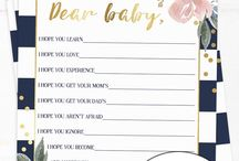 Baby Shower Ideas / Share that perfect Baby shower Idea for Boy and Girl. No Spam. Unrelated Pinning will be deleted. Follow Board and Board Owner to be added.